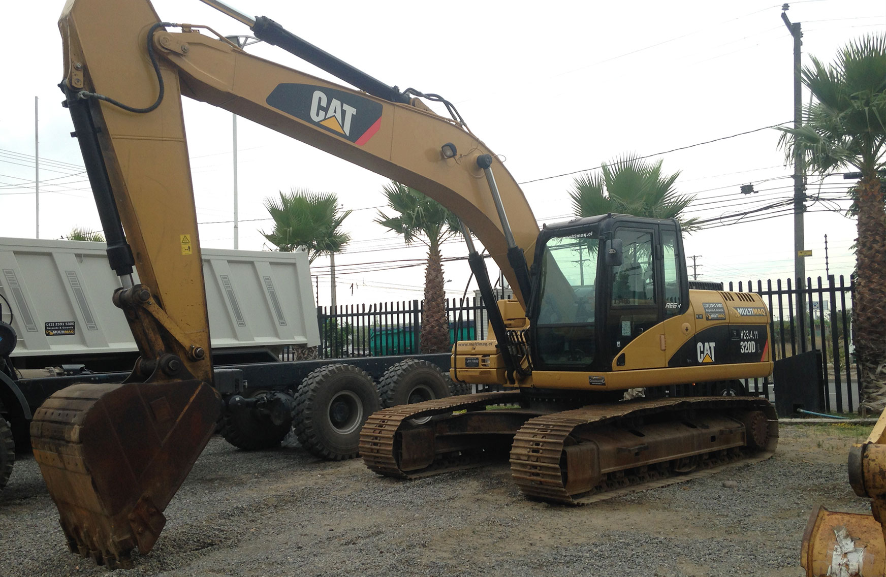 320DL | CATERPILLAR