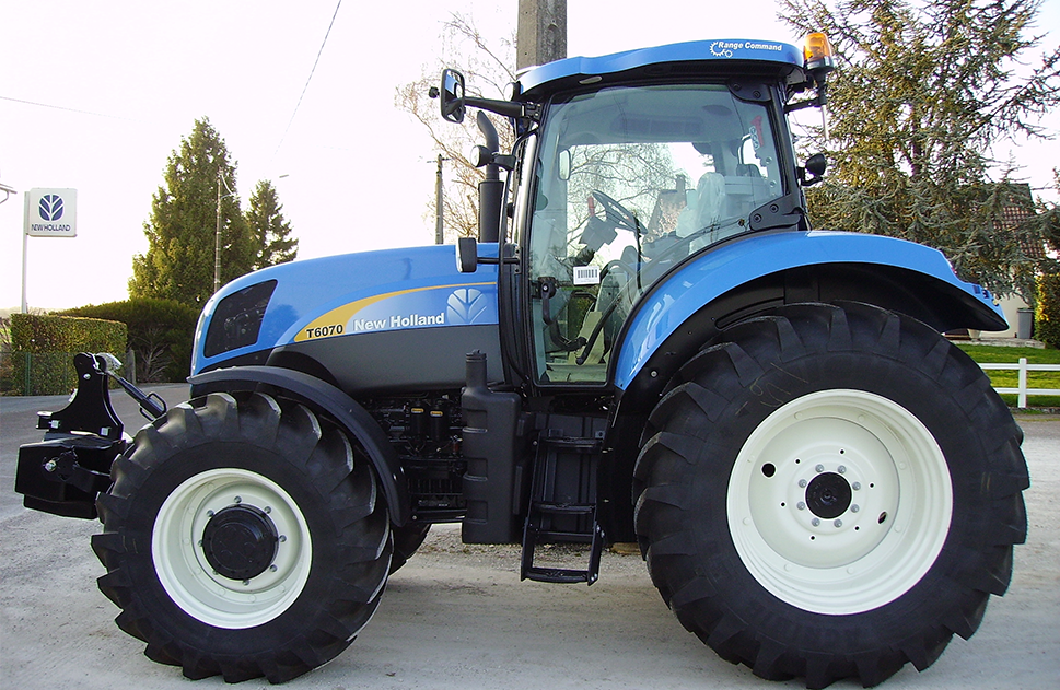 T 6070 | NEW HOLLAND