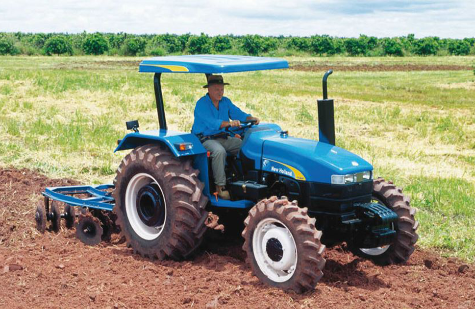 TT 75 | NEW HOLLAND